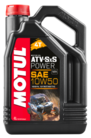 Motul ATV SxS POWER 4T 10W50 4L